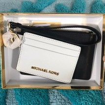 NWT Michael Kors Aspen Small Card Case Duo Gift Set $168 - $39.99