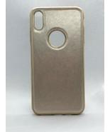Apple iPhone XS Plus (6.5) Lumi Leather Metal(Metal Installed) - $11.29