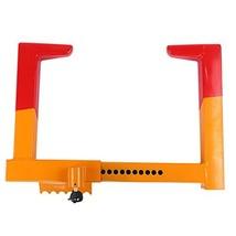 PRITEK Heavy Duty Wheel Lock Security Car Tire Clamp Anti Theft Tire Loc... - $42.34