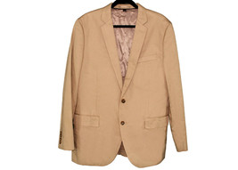 J Crew Mens Ludlow Suit Jacket W Double Vent Italian Chino A0498 42R - $110.39