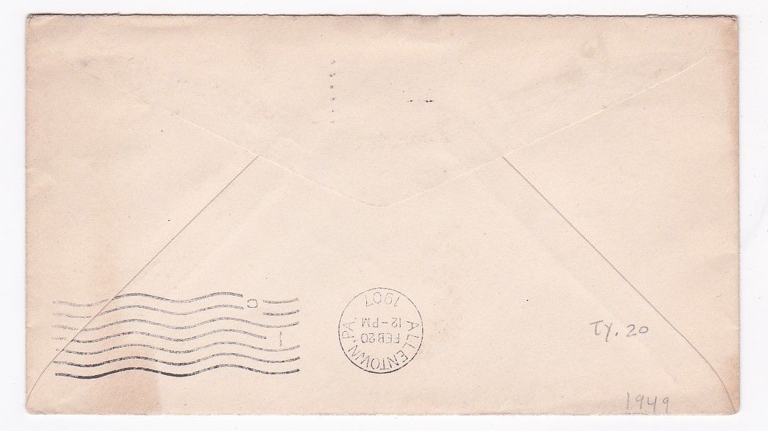 THE BAILEY, BANKS & BIDDLE CO. PHILADELPHIA PA FEB 20 1907