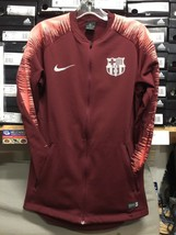 nike fc barcelona jacket Away Color N98 Size Large Only - $108.90