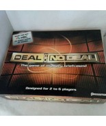 Deal Or No Deal Board Game Pressman Toy 2006 No 5061 Open Complete 2 to 6 Player - $18.99