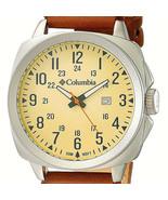 Columbia Man's 12/24 Hour Easy Read Dial Cornerstone, Unworn CA018-220 W... - $58.26