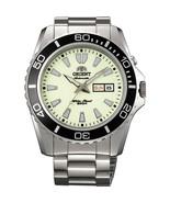 Orient Mako XL Orient automatic men's watch lumibrite FEM75005R steel br... - $169.00