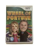 Wheel of Fortune (Nintendo Wii, 2010) with Manual - Tested & Working - $11.88