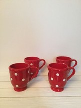 BRAND NEW Grace's Pantry Red White Polka Dot Fo... - $44.55