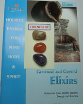 Gemstone and Crystal Elixirs - 'FRIENDSHIP' Includes 3 Gemstones & 2 Gre... - £3.81 GBP
