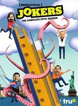 Impractical jokers season 1 5 one five dvd bundle  16 disc 2017  1 2 3 4 5 thumb200