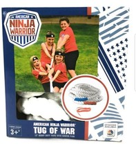 American Ninja Warrior Tug of War Rope Party Game Birthday Survivor Age 3 + - £12.78 GBP