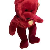 Ty Beanie Baby Valentina the Bear 1998 With Tag - £64.79 GBP