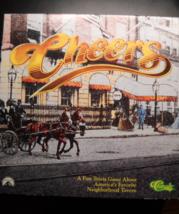 Paramount Classics 1992 Cheers Game America's Favorite Tavern Original Box - $14.99
