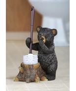 Woodland Bear Toilet Brush Holder - $25.33