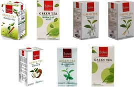 Ty.phoo Green Tea 100 Tea Bags Pure Leaf Of Tea Range Of Green Tea Choose From 7 - $27.00