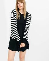 Express shaker knit pocket cover-up jacket size M - $36.62