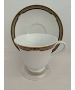 Wedgwood Embassy Collection Lawton Fine China Coffee Tea Cups & Saucers New - $14.85