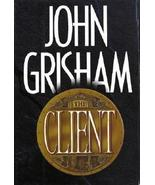 The Client by John Grisham (1993, Hardcover) - $3.99