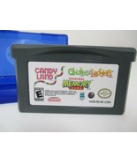CANDY LAND/CHUTES AND LADDERS/MEMORY NINTENDO GAME BOY ADVANCE SP GBA + ... - $5.99