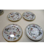 4 Wedgwood Georgetown Collection Devon Rose Bread & Butter Plates 61/8 inch - $29.70