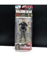 THE WALKING DEAD action figure amc mcfarlane toy moc series 4 Governor e... - $23.22