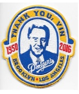 Eball vin scully dodgers from 1950 to 2016 appreciation promo patch  4 x 3.5 in  10.99 thumbtall