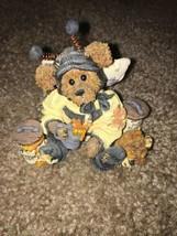 "Boyds Bears ""Sweeter Than Honey"" Bumble B. Bee 227718 Resin Figurine 199... - $44.39"