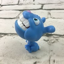 Fur Real Friends Little Bug Bites Blue Bunny Rabbit Figure Hasbro 2018  - $9.89