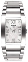 Tissot Women's T0073091111600 T-Trend Stainless Steel Bracelet Watch - $554.43