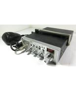Cobra 25 NW LTD ST Sound Tracker CB Radio & Mic - $29.65
