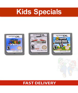 3PCS US Version MARIO Game Card For DS NDS DSI 3DS DS XL Free Shipping - $15.99+