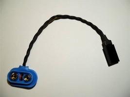 RC 9v Battery snap W/ Futaba Servo Socket Connector 150mm RC LED Lights pp3 - $5.39