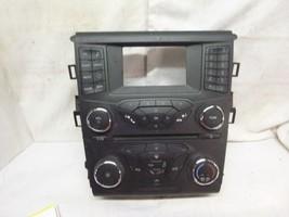 14 15 16 Ford Fusion Radio Climate Control Panel FS7T-18E243-ED CAE25 - $31.93