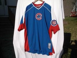 Chicago Cubs Mlb Majestic Sz Xl Genuine Merchandise Baseball Jersey Nwot - $43.99