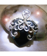 HAUNTED NECKLACE POSSESS THEIR HEART MAGNIFIED LOVE MAGICK MYSTICAL TREA... - $111.77