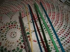 Crochet Hook Lot - $26.36 CAD