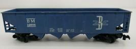 VINTAGE TYCO HO Scale B&M 12608 Coal Hopper Car - $18.66