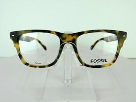 Fossil FOS 7031 (2M6) Matt Green Havana 50 X 18 140 mm Eyeglass Frames Eyewear - $47.96