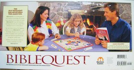 Biblequest Board Game 1995 Edition - $5.00