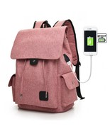 Ing new backpack unisex leisure school bags backpack women big capacity bagpack casual thumbtall