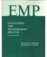 EVALUATING THE MEASUREMENT PROCESS 2nd Ed (1989) RARE OOP Statistics EXC... - $19.99