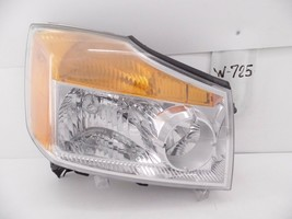 Oem Headlight Head Light Lamp Headlamp Nissan Titan 08-15 Minor Damage Rh - $84.15