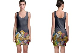 Bodycon Dress Scooby Doo - $22.99+