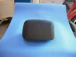 2013 NISSAN MAXIMA SET OF TWO REAR HEADRESTS  image 2