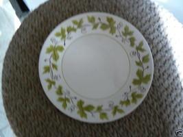 Mikasa salad plate (Modesto) 4 available - $2.18
