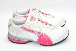 9d770885c28 Womens Barely Used PUMA Atheltic Shoes Size 10 US White Excellent Cond -  £19.46 GBP · Add to cart · View similar items