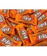 Kit Kat Orange Creme Crisp Wafers Bar, Snack Size Candy Bulk - 2 Pound Bag - $22.30