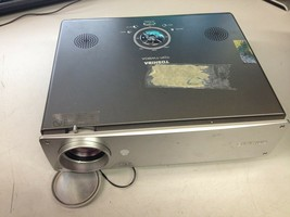Toshiba TDP-TW90A Projector Lamp Time:200 No AC Adapter Included - $100.00