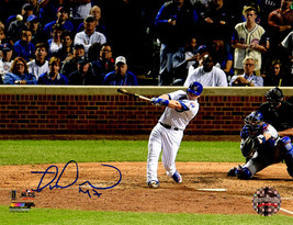 MIGUEL MONTERO Signed CUBS 2016 NLCS Game 1 Grand Slam 8x10 Photo - SCHW... - $68.31
