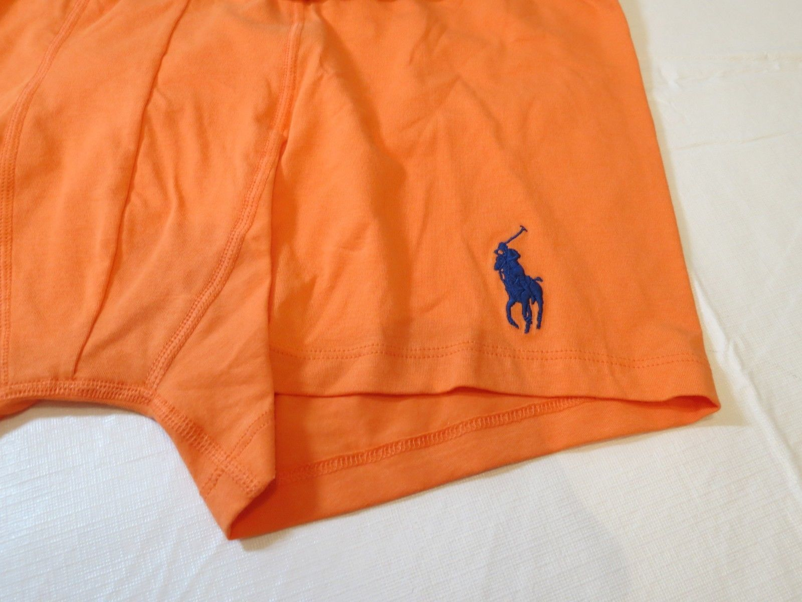Polo Ralph Lauren underwear men's Boxer Brief Traditional Leg length XL xlg JMH