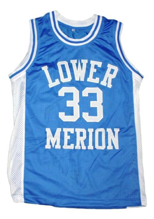 Kobe Bryant #33 Lower Merion High School Basketball Jersey Blue ...